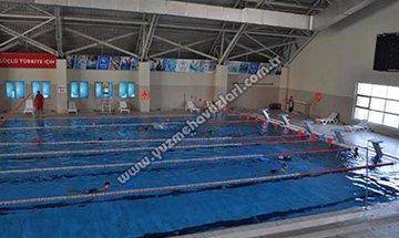 Nevşehir Yarı Olimpik Yüzme Havuzu